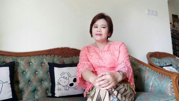 testimoni ibu lina Service Sofa Cimahi Bandung